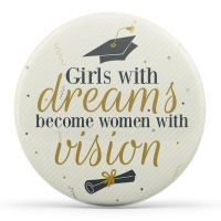 Girls With Dreams Become Women With Vision