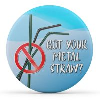 Got Your Metal Straw?
