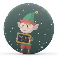 Elf's Day Off - Christmas Elf on a Shelf