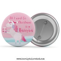 All I Want For Christmas Is A Unicorn