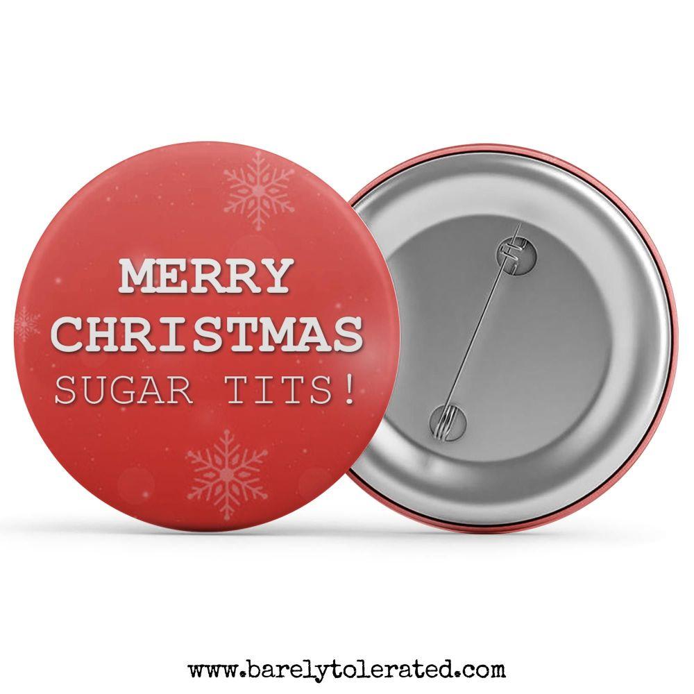 Merry Christmas Sugar Tits