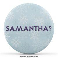 Samantha?