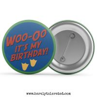 Woo-oo It's My Birthday