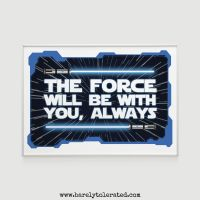 The Force Print