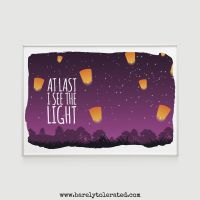See The Light Print