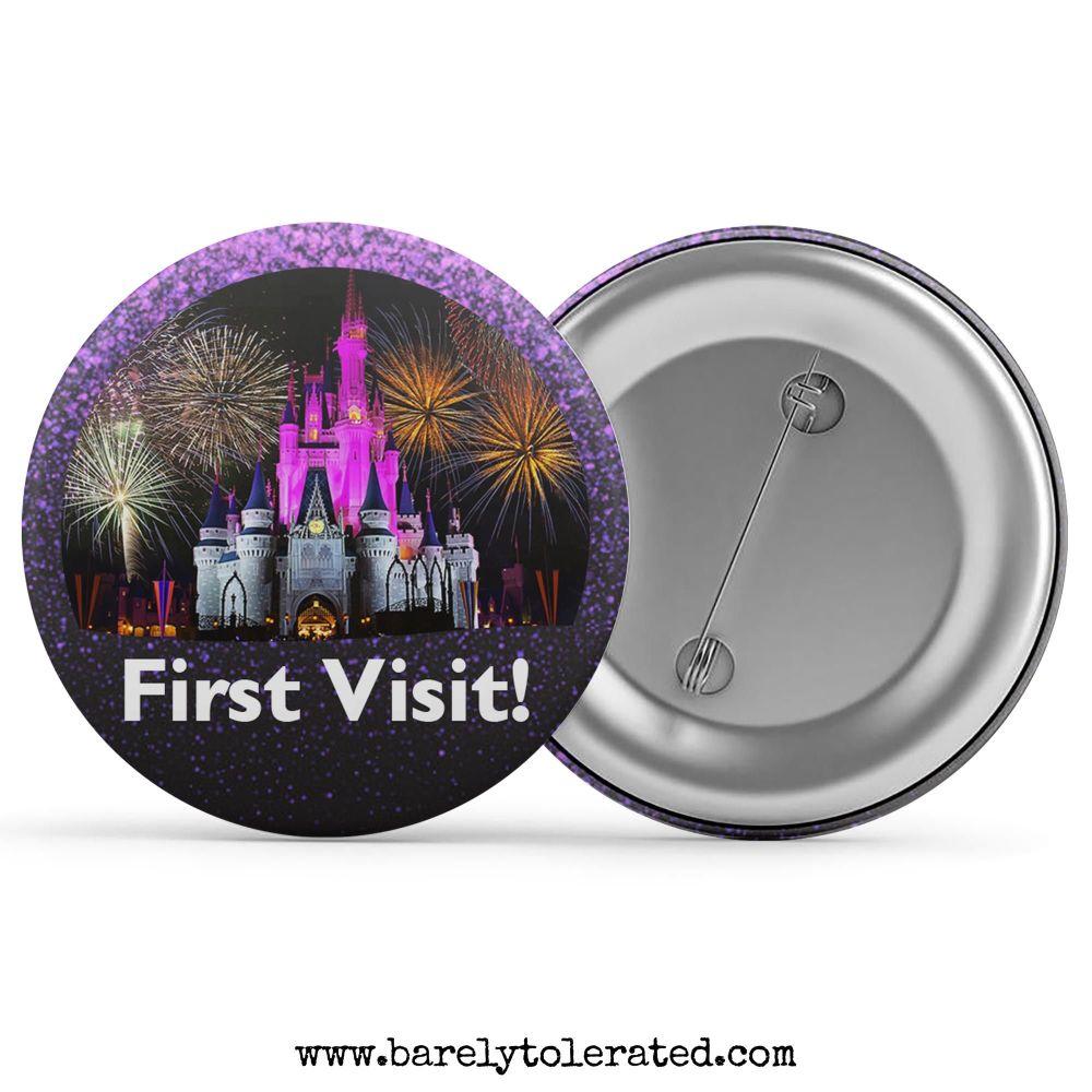 First Visit - WDW
