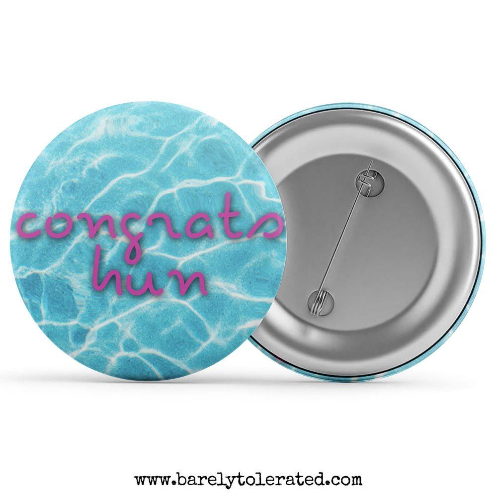Congrats Hun