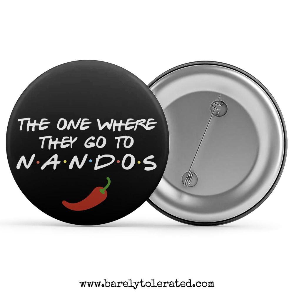 The One Where They Go To Nandos
