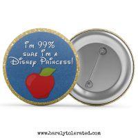 I'm 99% Sure I'm A Disney Princess - Snow