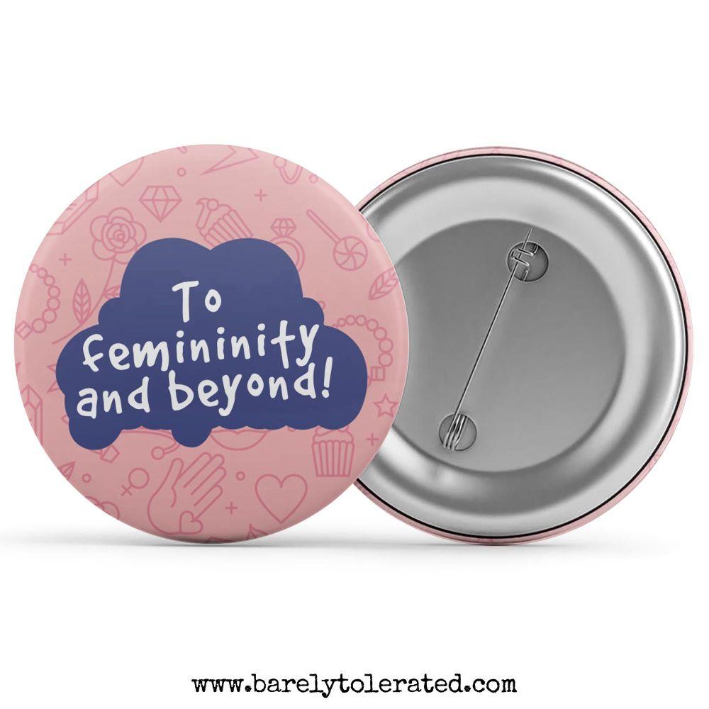 To Femininity And Beyond