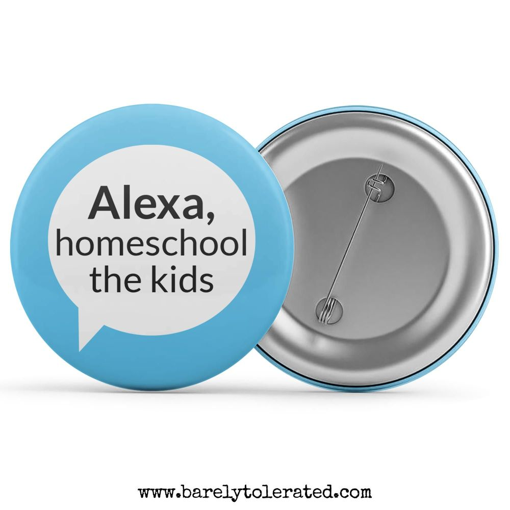 Alexa, Homeschool the Kids