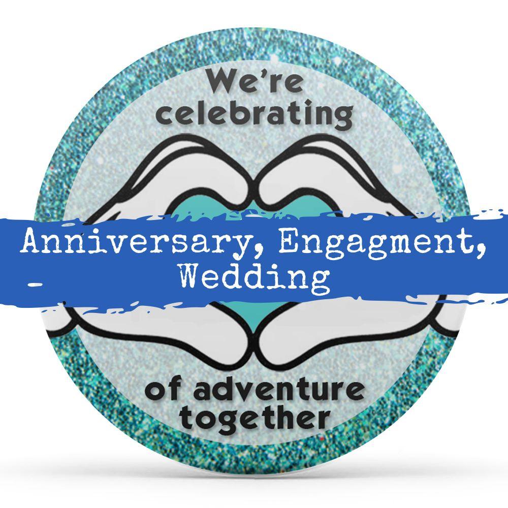 Anniversary / Engagement / Wedding