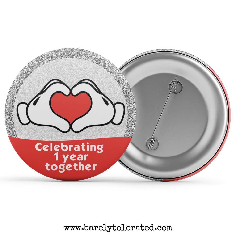 Celebrating x Year Together (Customised)