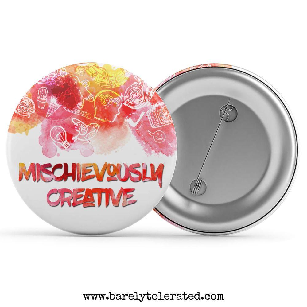 Mischievously Creative