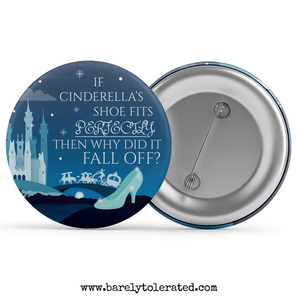 If Cinderella's Show Fits Perfectly...