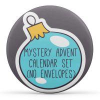 Limited: Mystery Badge Advent Calendar (Small)