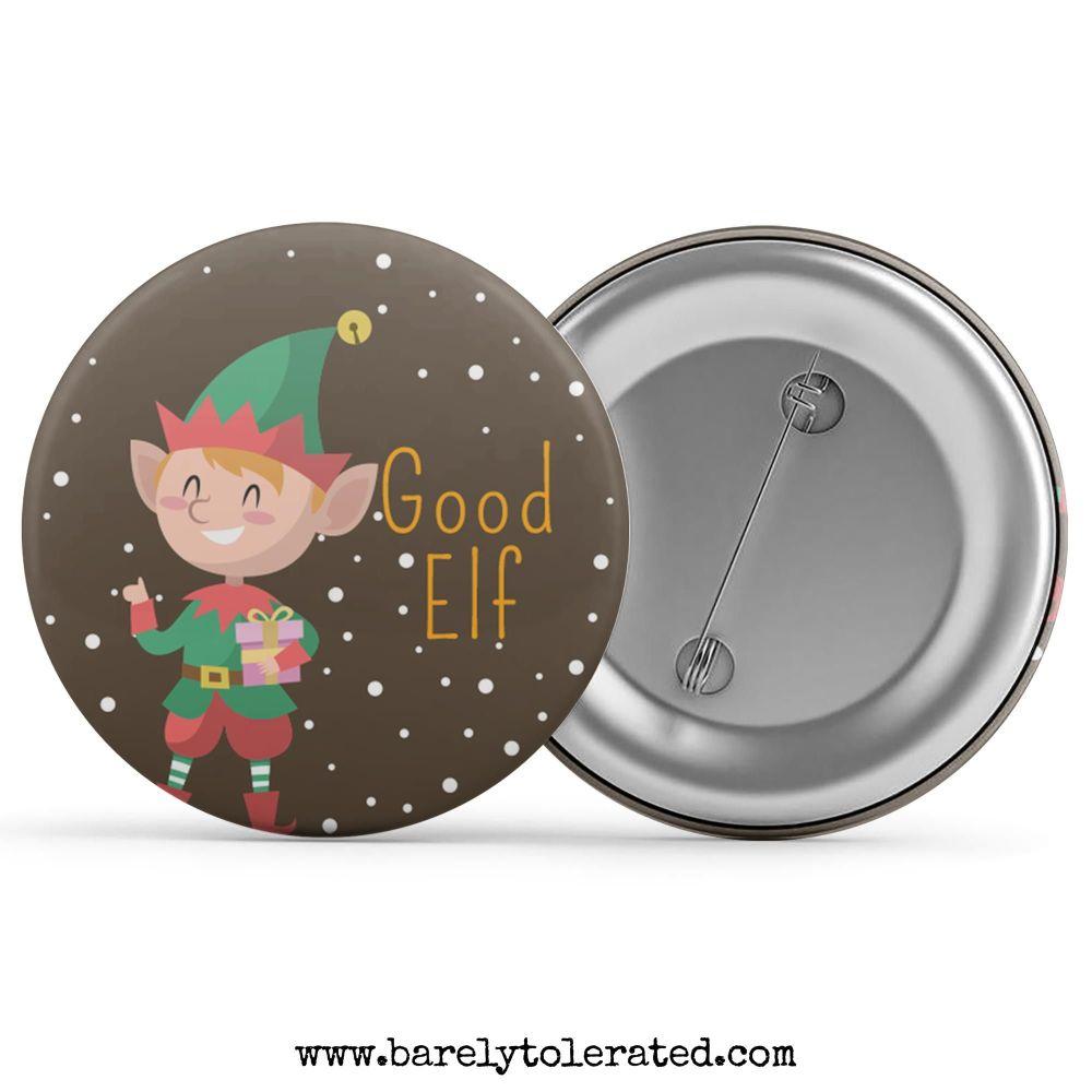 Good Elf - Christmas Elf on a Shelf