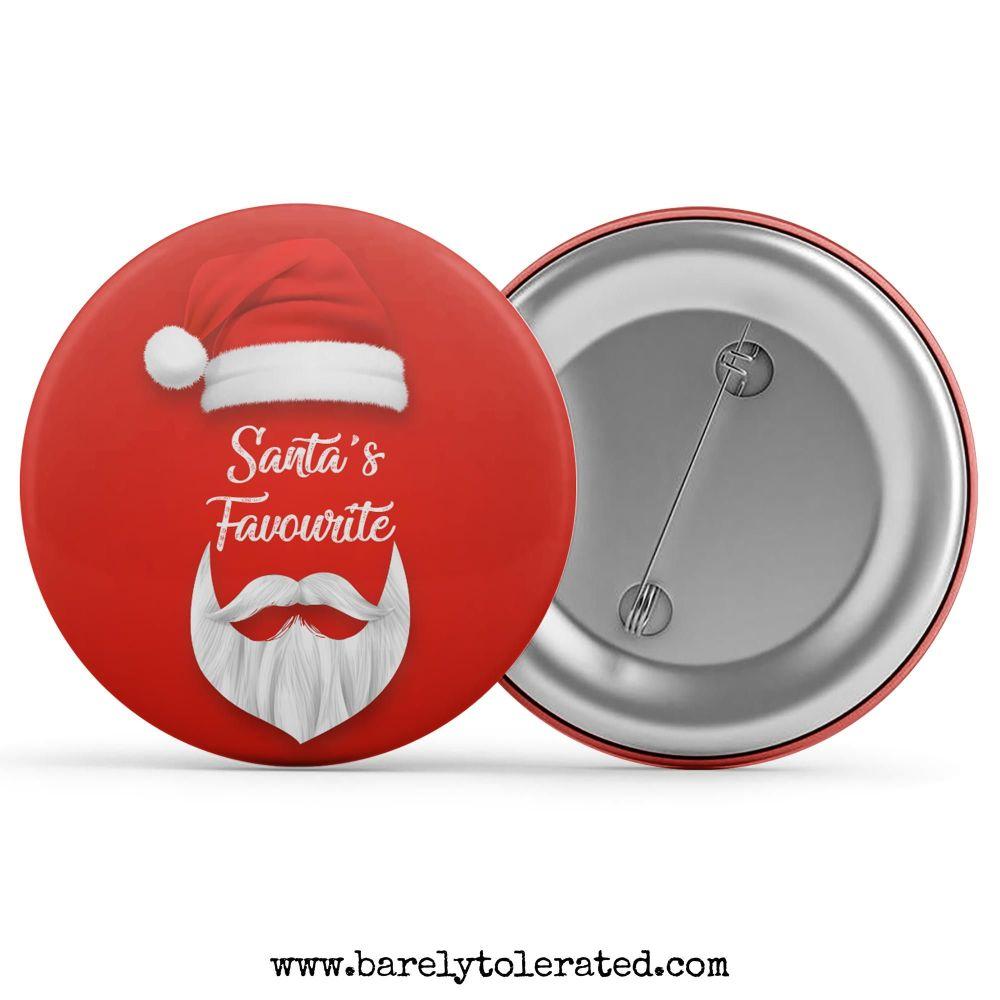 Santa's Favourite