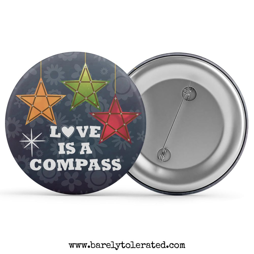 Love Is A Compass