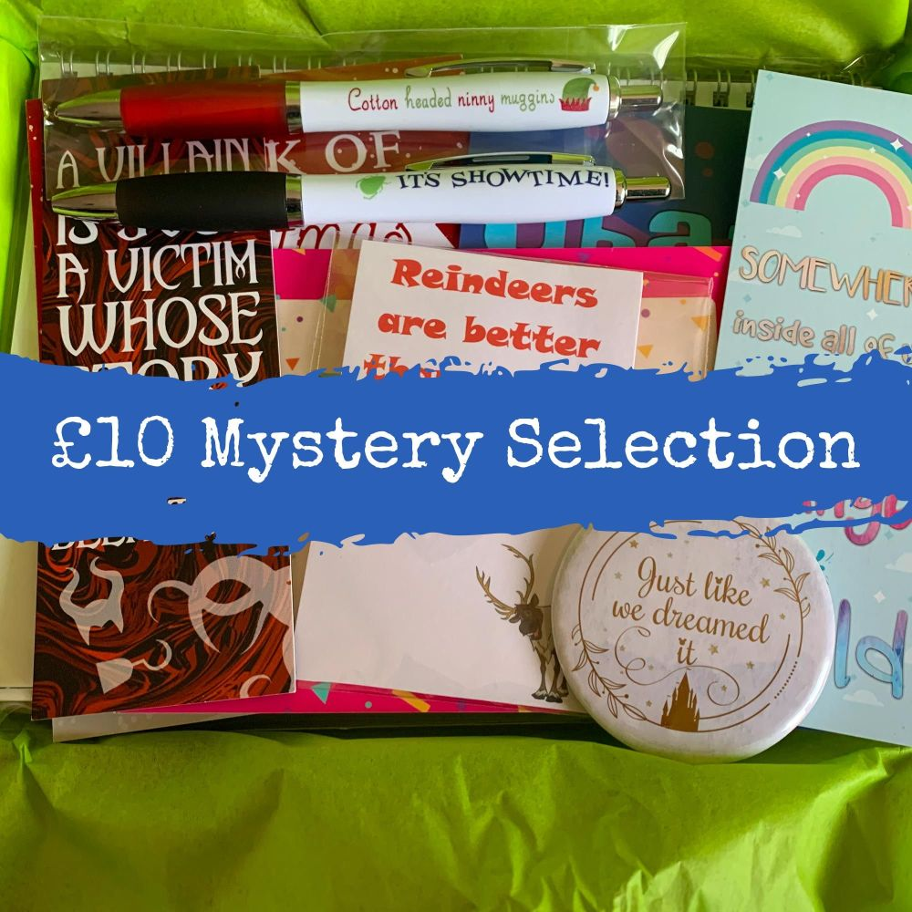 £10 Mystery Pack - Worth £20!