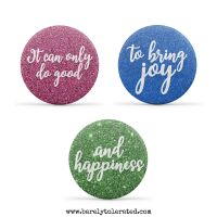 It Can Only Do Good - Set of 3
