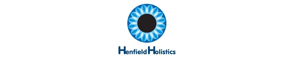 www.henfieldholistics.co.uk, site logo.