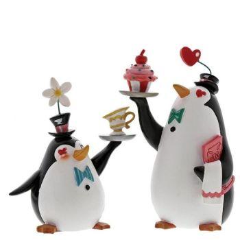 Miss Mindy Penguin Waiters Figurine 6001672