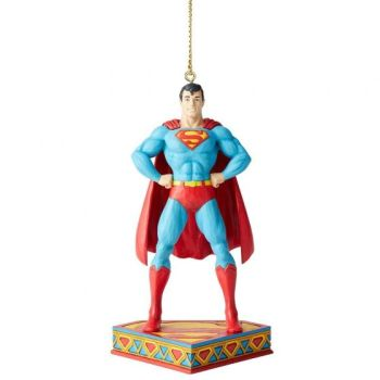 Superman Silver Age Hanging Ornament 6005071