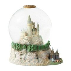 Hogwarts Castle Waterball with Hut 6004342