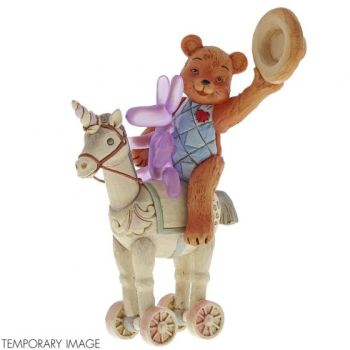 Heigh Ho Squeaky! (Button and Squeaky on Unicorn) 6005129