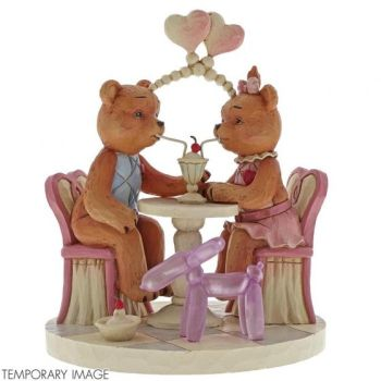 Sharing Sweet Times (Button and Pinky Sharing Ice Cream) 6005126