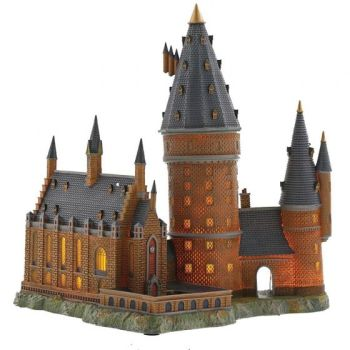 Hogwarts Great Hall and Tower A29970
