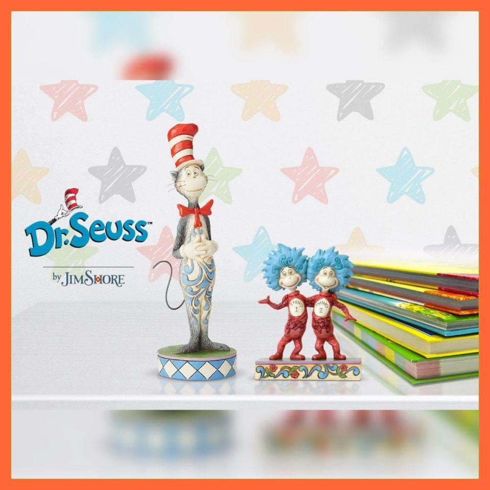 Dr Seuss by Jim Shore