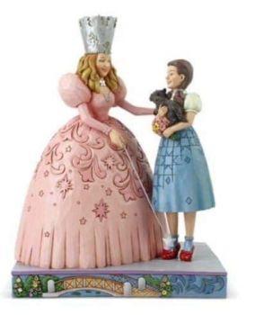 Glinda and Dorothy in Ruby Slippers 6005080