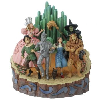 Wizard of Oz Carved By Heart Figurine 6005078