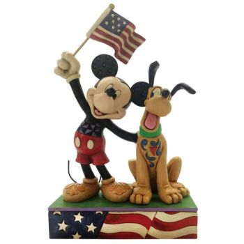 A BANNER DAY MICKEY AND PLUTO 6005975