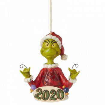 Grinch Holding String of Ornaments (Hanging Ornament) 6006573