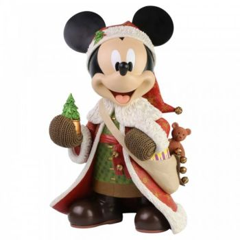 Christmas Mickey Mouse Statement Figurine 6003771