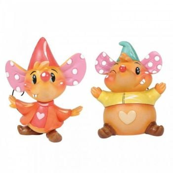 Miss Mindy Jaq and Gus Gus Figurine 6003770