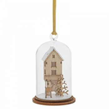 A Christmas Wish Hanging Ornament A30270