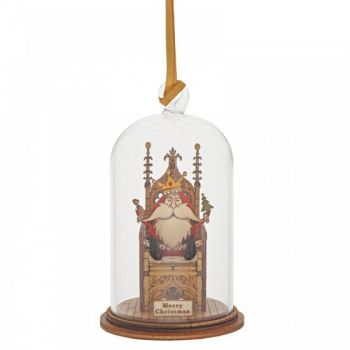 A King is Born Hanging Ornament A30257