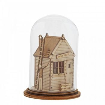 Dad's Shed Figurine A30286