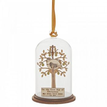 Partridge in a Pear Tree Hanging Ornament A30258