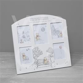DISNEY CHRISTOPHER ROBIN THE VERY BEST MULTI-APERTURE FRAME PRODUCT CODE: DI501