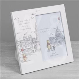 """4"""" X 6"""" - DISNEY CHRISTOPHER ROBIN THE VERY BEST ... FRAME PRODUCT CODE: DI504"""