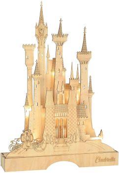 Cinderella Illuminated Castle 6004006