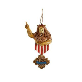 Pre-Order Cowardly Lion Courange (Hanging Ornament) 6008313