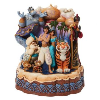 A Wondrous Place - Carved by Heart Figurine Aladdin 6008999