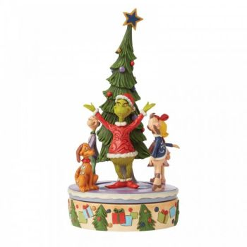 Grinch Rotator With Whos 6008885