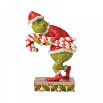 Grinch Stealing Candy Cane 6008888